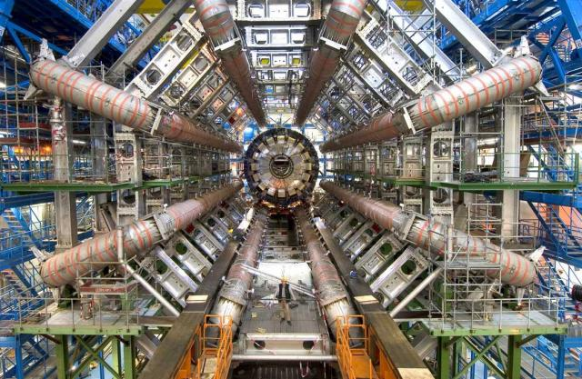 World's largest superconducting magnet switches on | CERN timelines